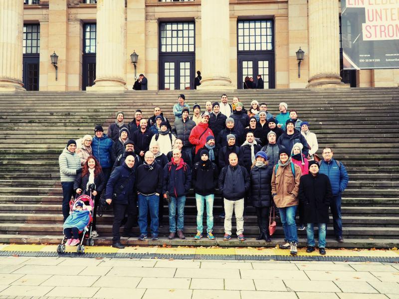 סיורים בעברית בברלין עם תמונות למזכרת