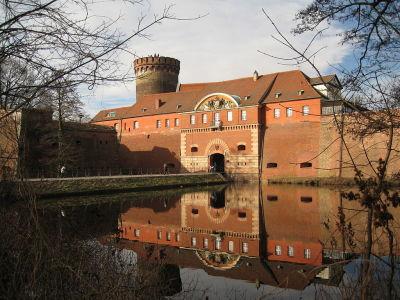 מצודת שפנדאו-יצירת מופת מתקופת הרנסאנס