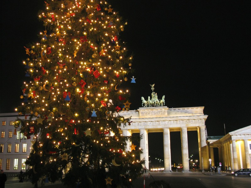 תקופת חג המולד- שווקי קריסמס בברלין