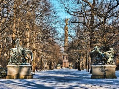 ברלין בחורף -  חוויה קסומה