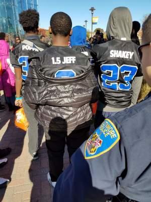 Bridging the Gap Police & Youth Program