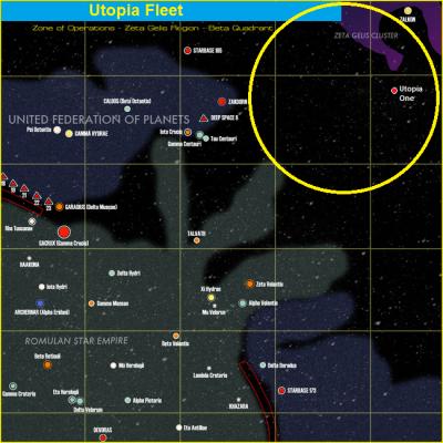 Utopia Fleet Star Trek RPG PBEM