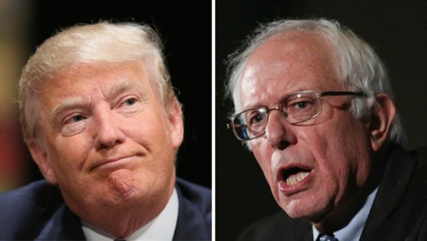 Donald Drops - Sanders Soars - Results of Iowa Caucus
