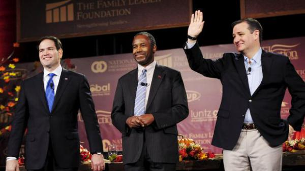 GOP Candidates Need To Drop Out To Win
