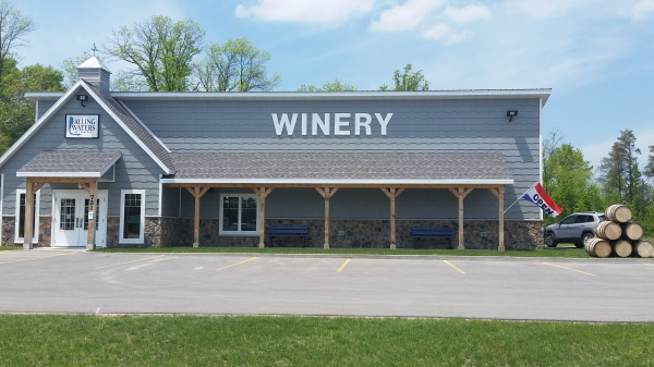 Falling Waters Winery - Crivitz, WI