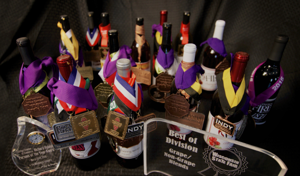 Forgotten Fire Award Winning Wines