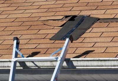 Roof Leak Detection