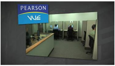pearson vue testing ANSI certified