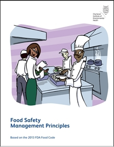 food safety books, certifiedfoodhandler