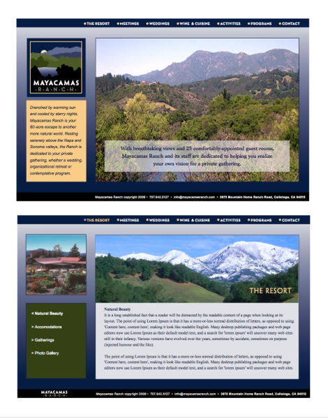Mayacamus Ranch Resort