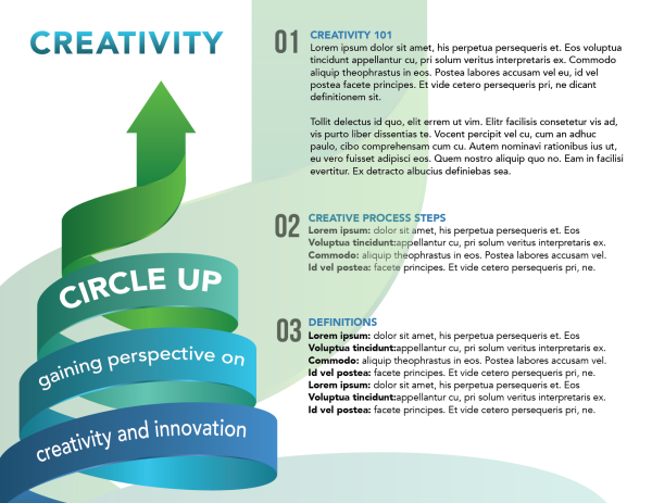 Creativity Breakout Session Poster/Handout