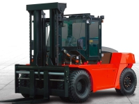 Manhand Diesel Forklift