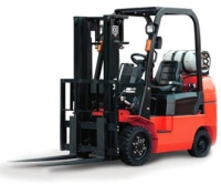 Manhand LPG Forklift (Petrol and Gas)