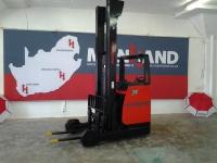 Manhand Reach Truck