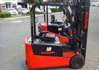 Manhand Three Wheel Electric Forklift