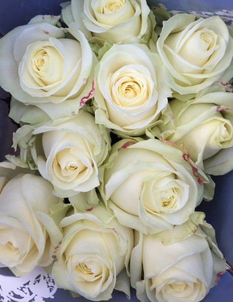 Luxury Avalanche Rose Bouquet