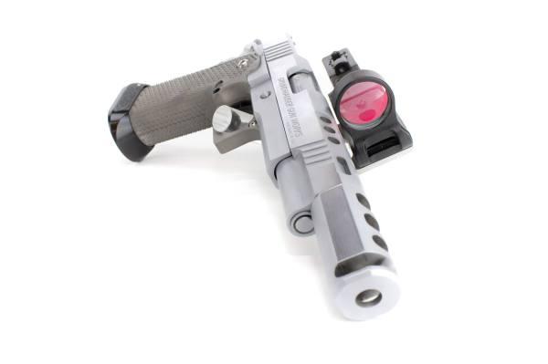 Grundhauser Gun Works VP9 Open Gun