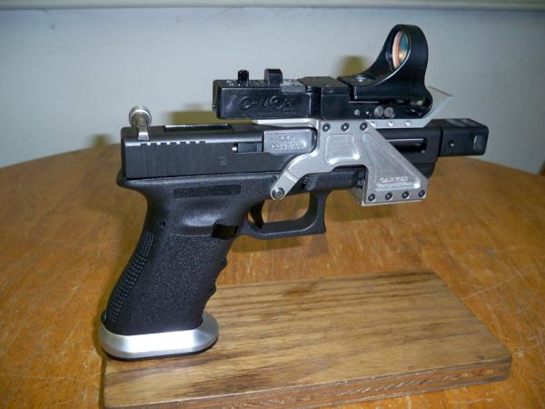 Glock Open Gun