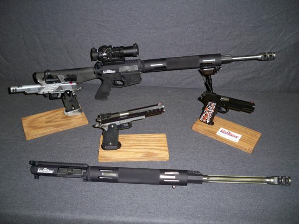 Our AR15's
