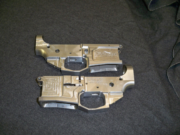 Grundhauser Gun Works Billet Lowers