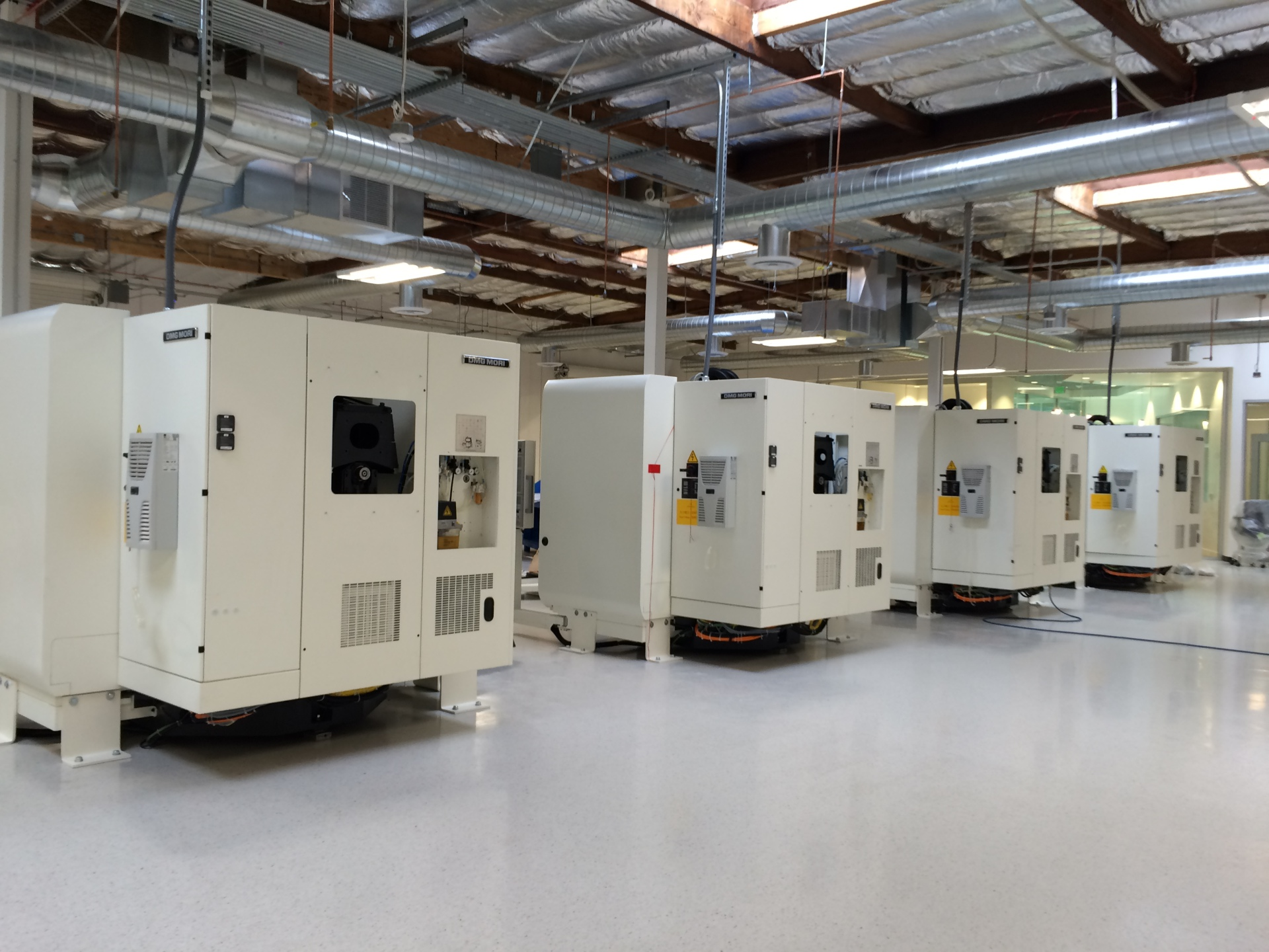 DMG Mori CNC Milling Machines