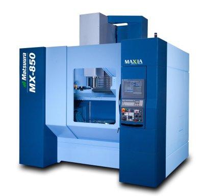 MATSUURA MX-850 5-AXIS (1)