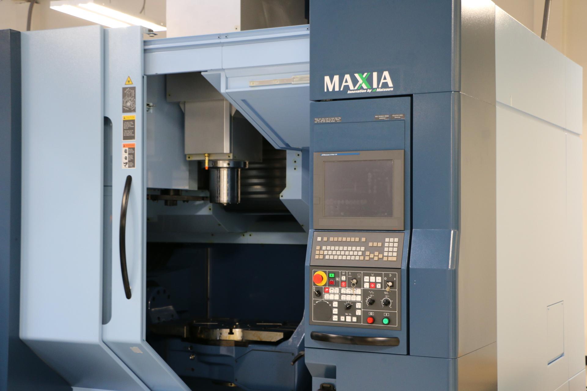 Matsuura 5-Axis CNC Mill