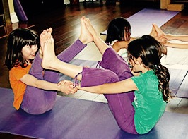 Children's Yoga