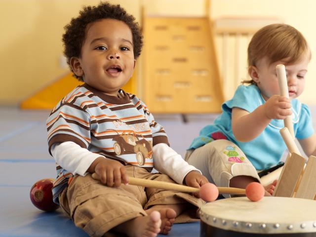 Build musical skills