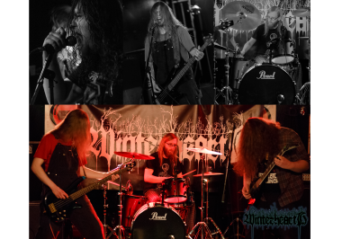 Coroner's Confession/Dead Man's Hand  at the Maritime Metal & Hard Rock Festival 5
