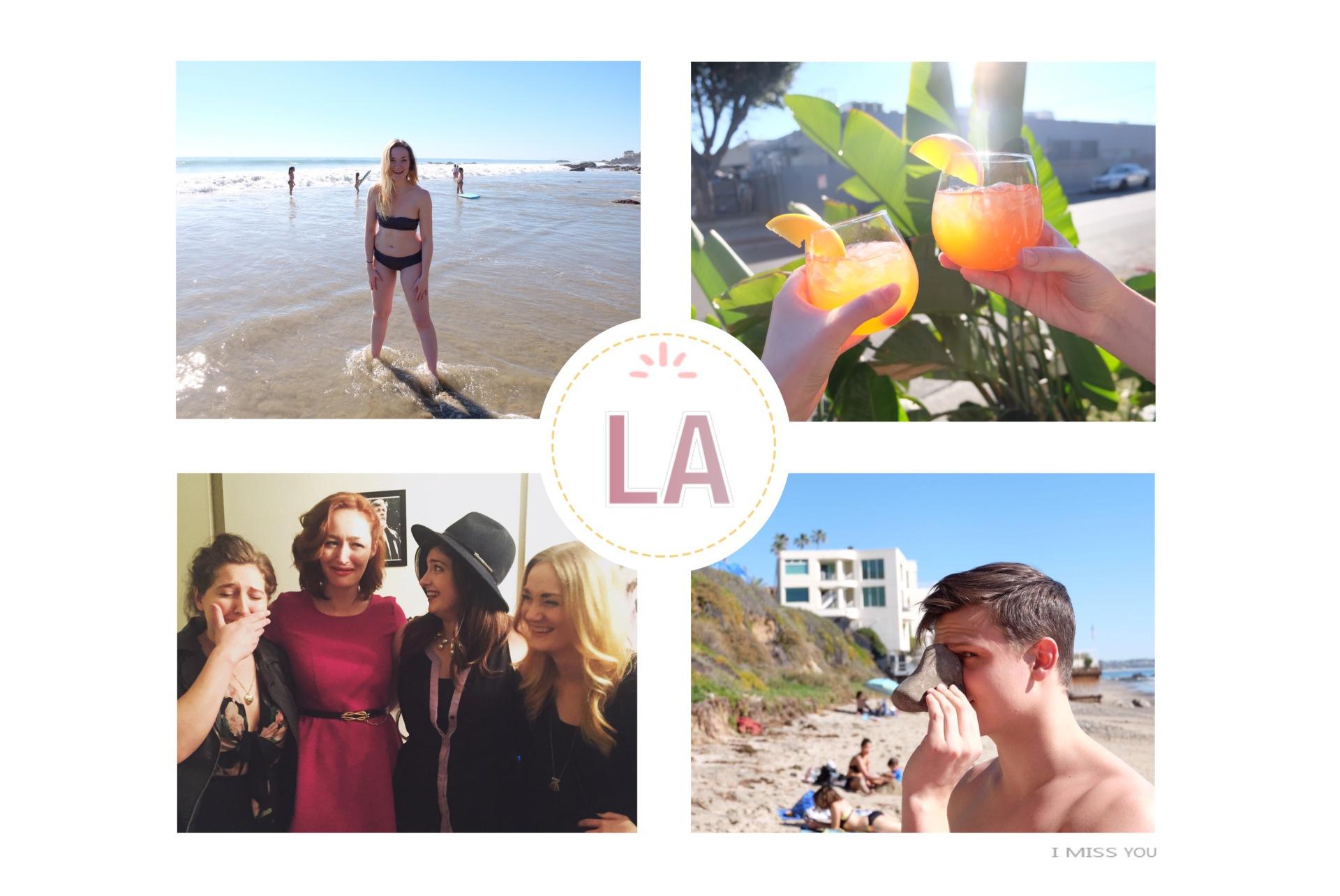 My LA LA Land Daydream