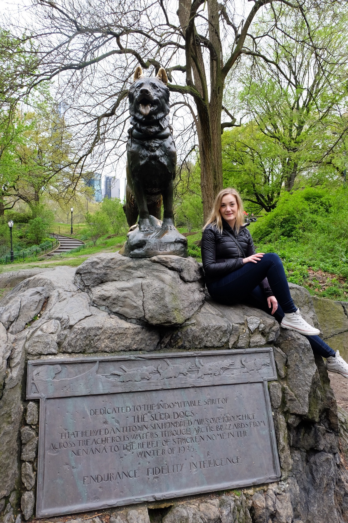 Balti and I - Central Park