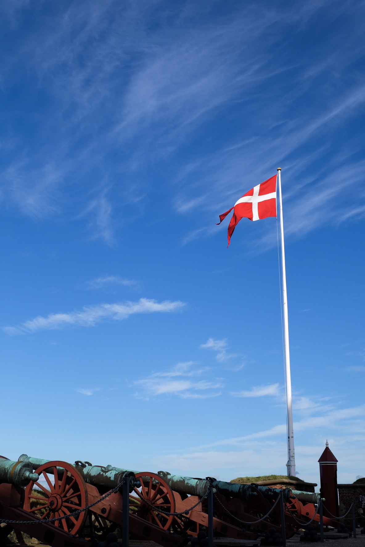 Krongborgs Castle, Denmark