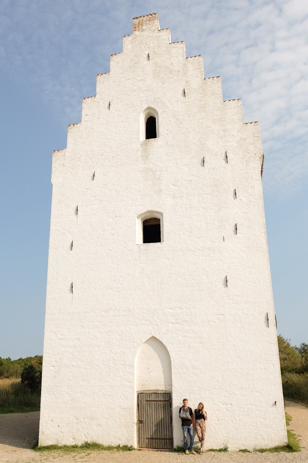 Den Tilsandede Kirke, Denmark