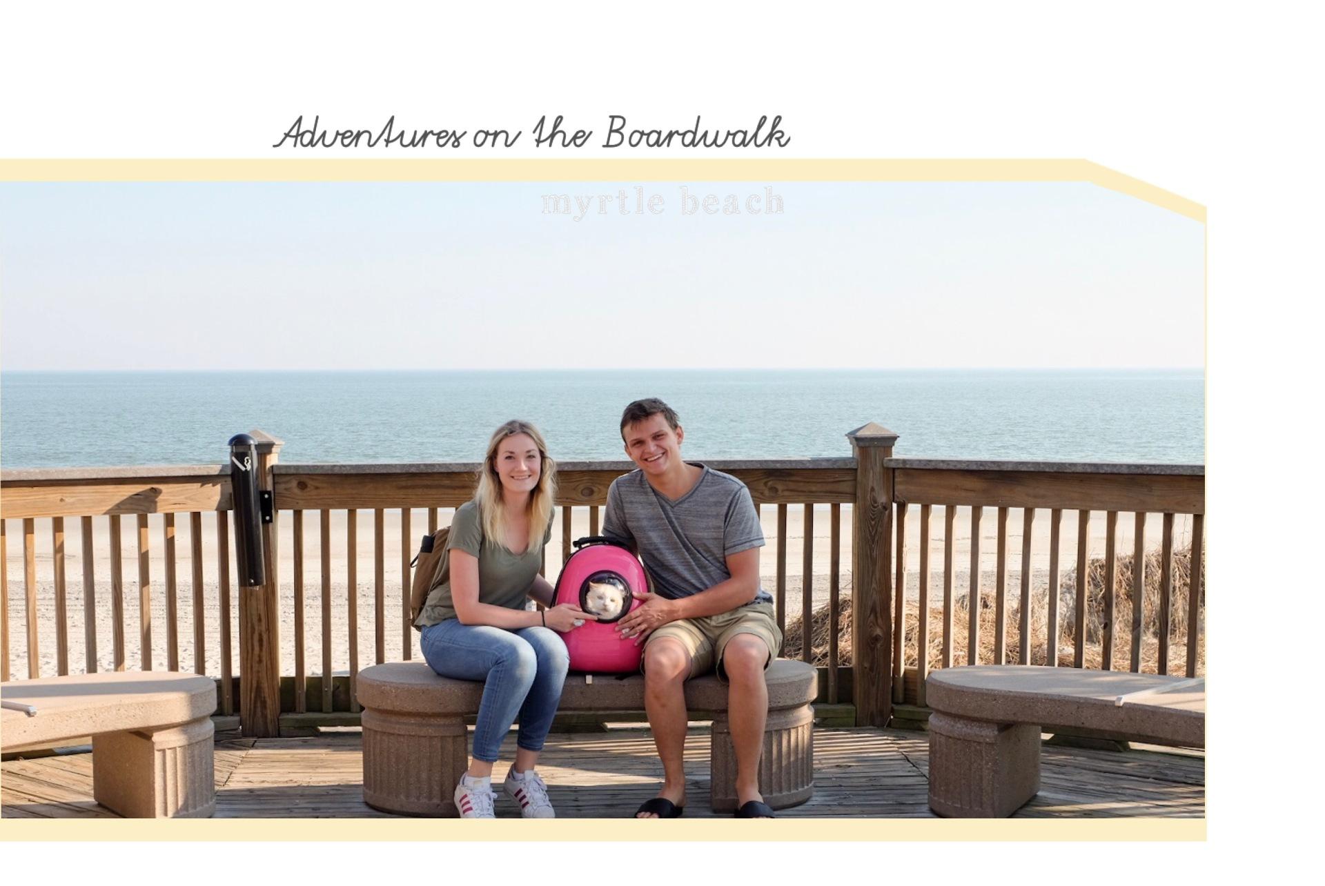 Adventures on the Boardwalk