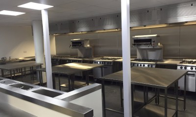 Commercial Kitchen Refurbishment