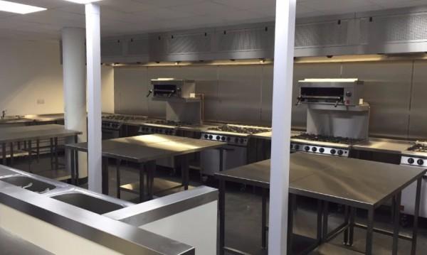Teaching Kitchens