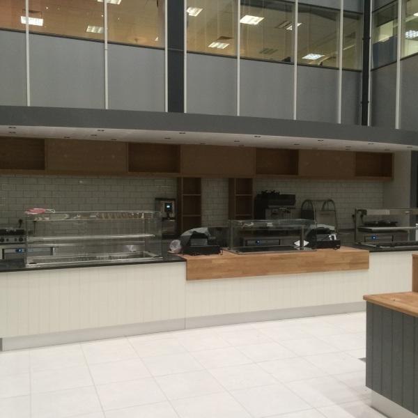 Atrium Servery