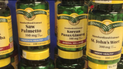 FDA Finds Majority of Herbal Supplements at GNC, Walmart, Walgreens, And Target Don't Contain What T
