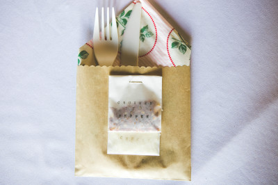 SILVERWARE PACKETS