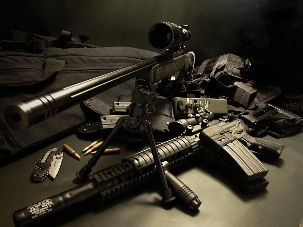 Tactical Weapons and Gear