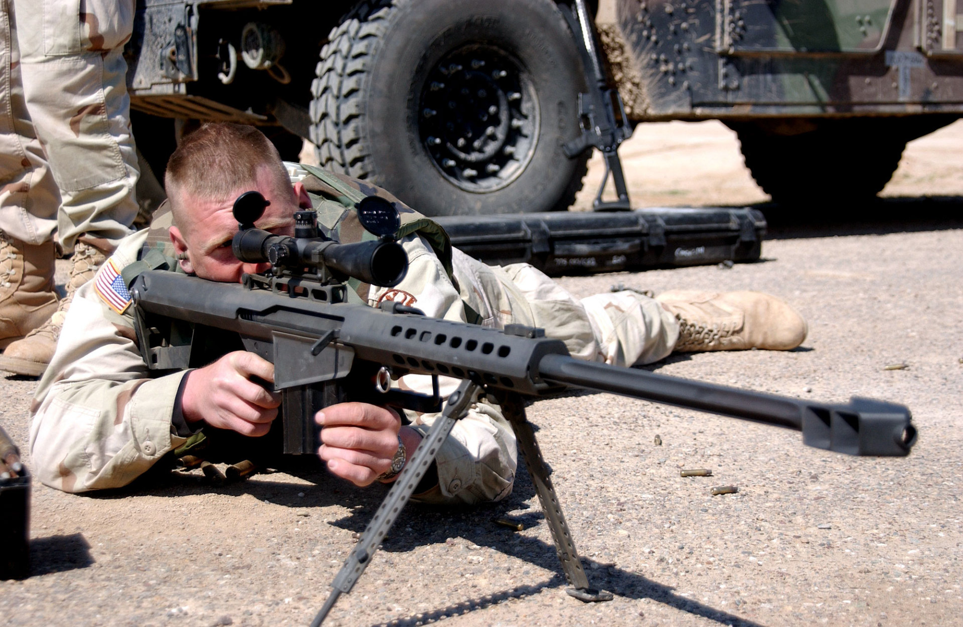 Factors affecting Long Range shooting