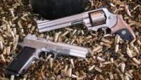 Semi Automatic  or Revolver