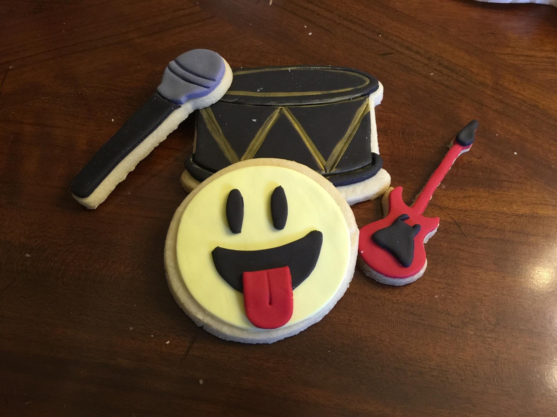 emoji / band
