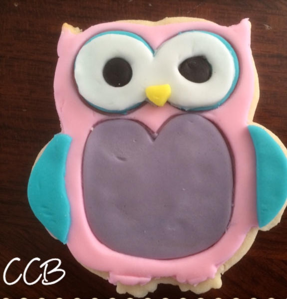 #Cookies #owl #birthdays #kids #babies