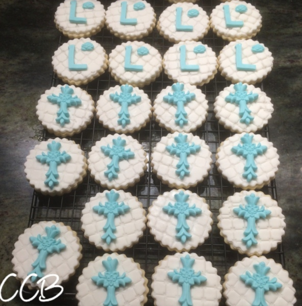 #Cookies #sugarcookie #Communion