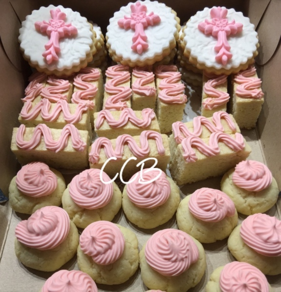 Pink Assortment for First Communion
