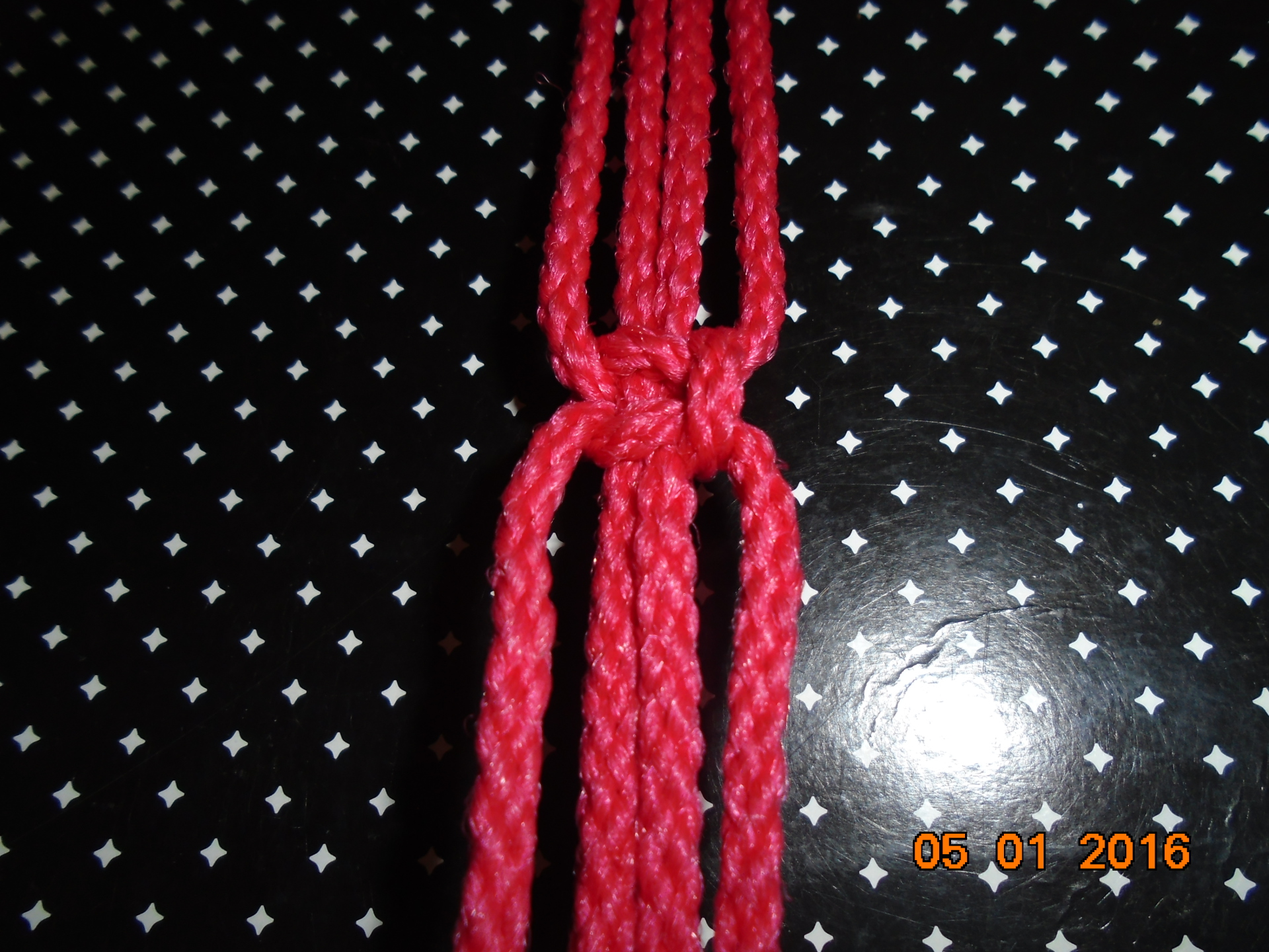 Square Knots (left square knot, right square knot, Alternating square knot)