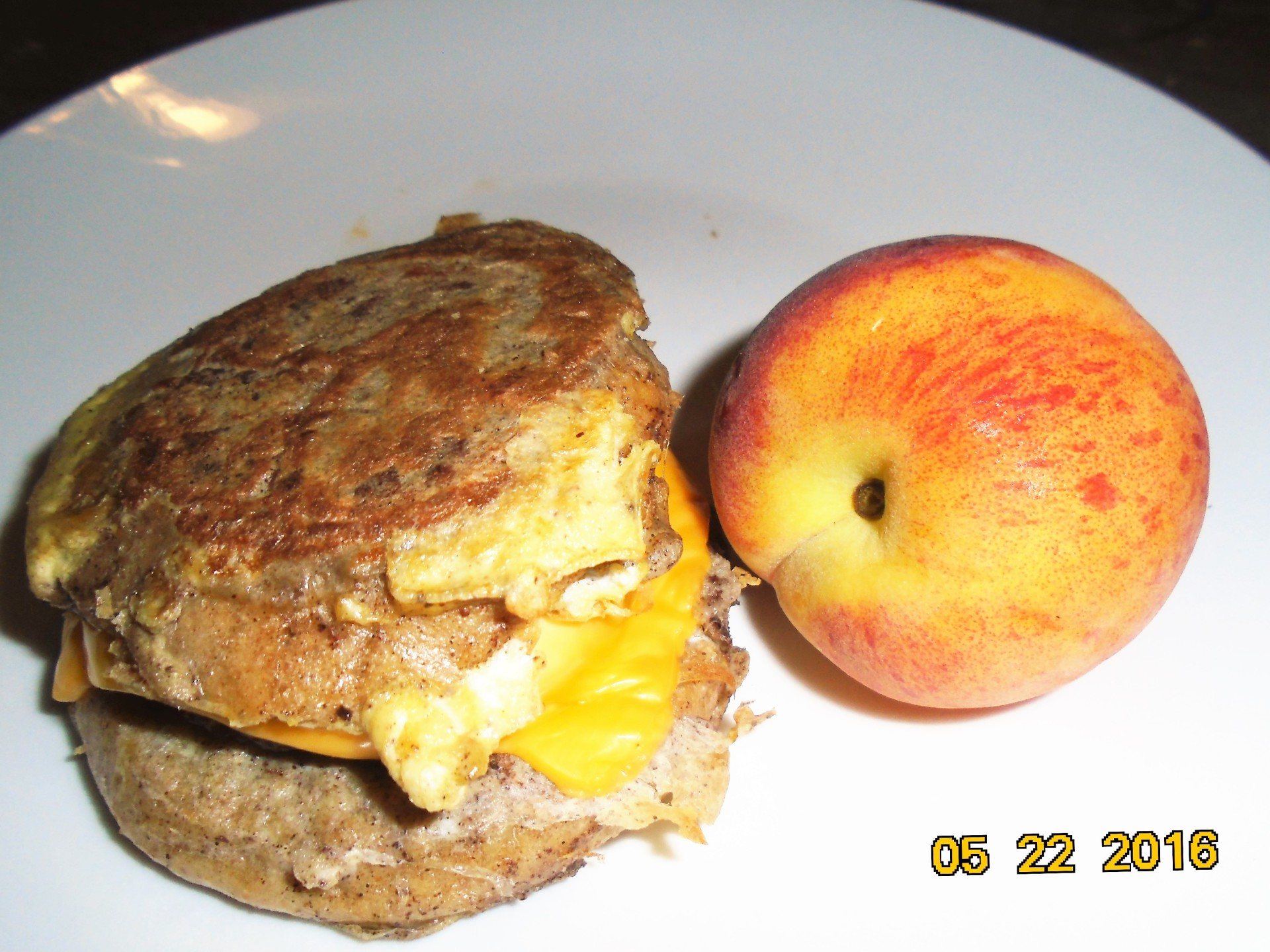 Frenched English Breakfast Muffin