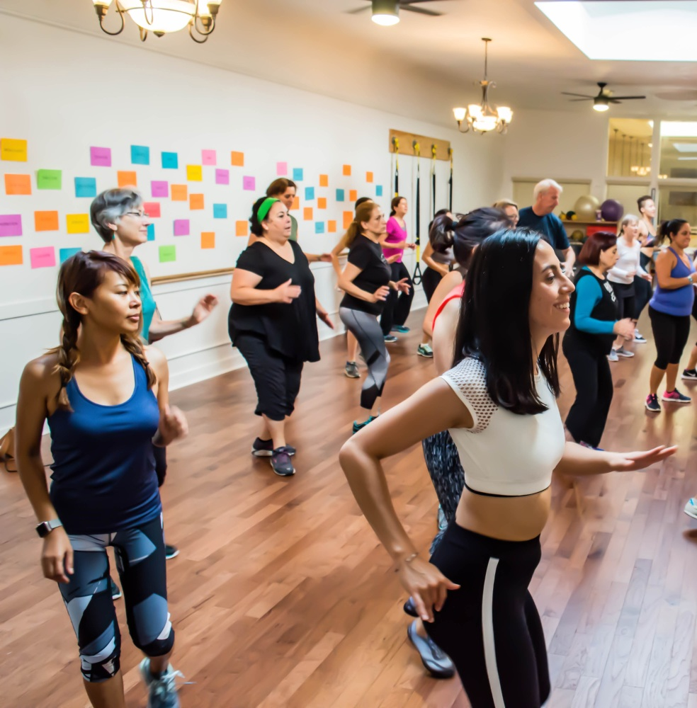 Zumba the ultimate fitness dance